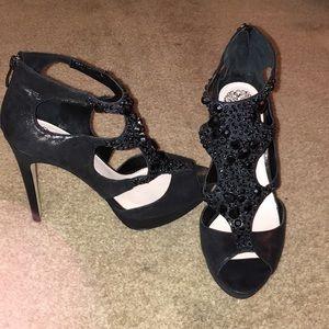 Vince Camuto platform heels.